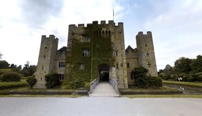 Hever Castle 3D Model