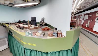 Rensselaer Model Railroad Society