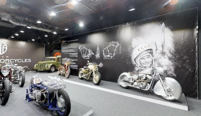 "ShifCustom ""Art of Motorcycles"" Gallery"