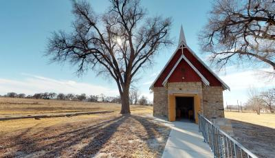 Kit Carson Chapel and Fort Lyon National Cemetery