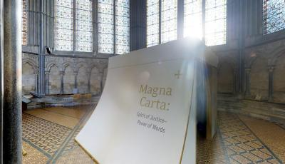 Protected: Magna Carta | Salisbury Cathedral