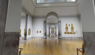 The National Gallery: Sainsbury Wing