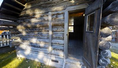 Klondike Gold Rush National Historical Park | Moore Cabin