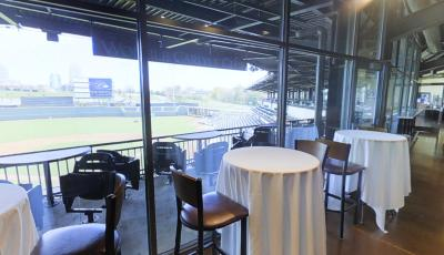 Winston-Salem Dash BB&T Ballpark: Founder's Club and Suites 1+2
