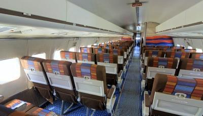 Boeing 727-022 3D Model