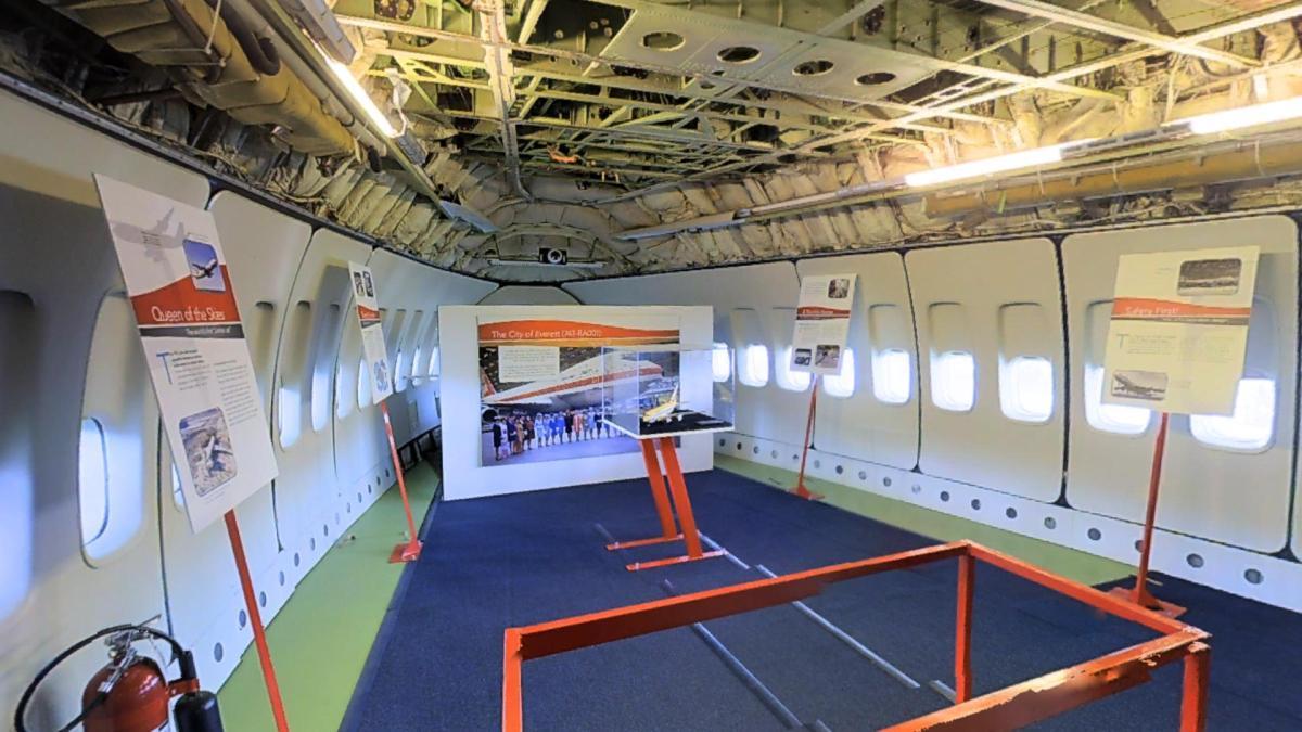 Boeing 747-121 Prototype