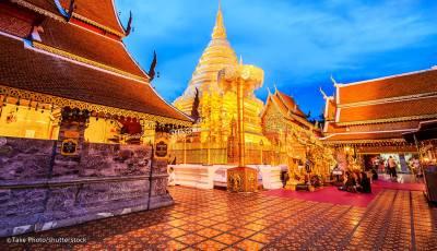 Chiang Mai & Pai, Thailand