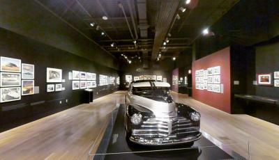 New Mexico History Museum: Lowriders, Hoppers, and Hot Rods 3D Model
