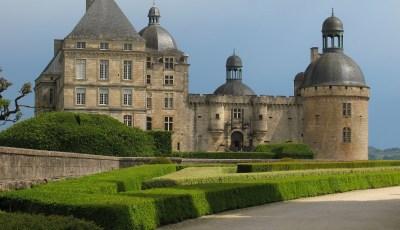 Château de Hautefort 3D Model