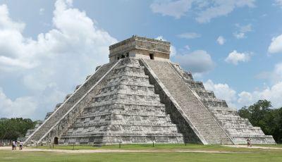 Chichén Itzá 3D Model