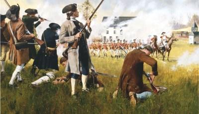 American Revolution 3D Model