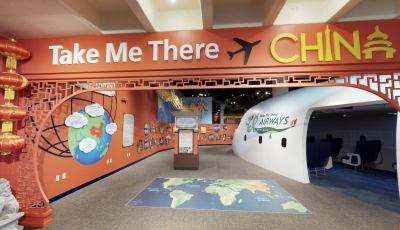 Children's Museum of Indianapolis: Take Me To China 3D Model