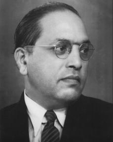 Dr. B.R. Ambedkar, Dalit Scholar, (1891-1956)