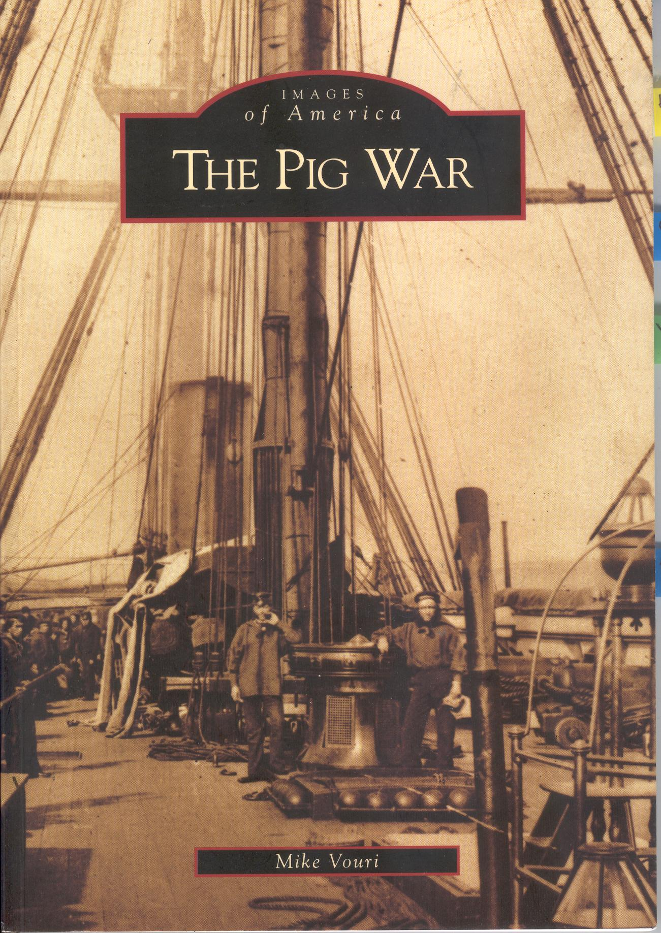 Pig War book cover