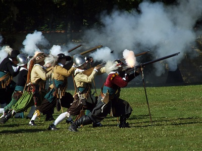 30 Years War Reinactment