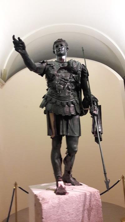 Germanicus Statue