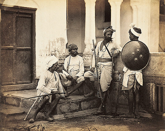 Indian Rajputs