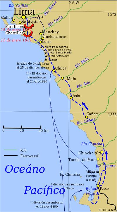 Chile-Peru War