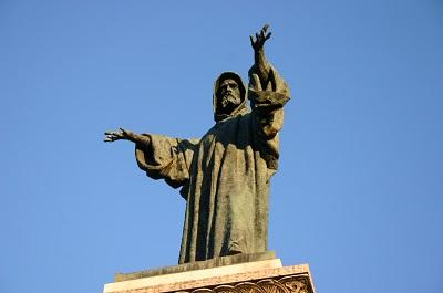 Arnold Monument at Brescia