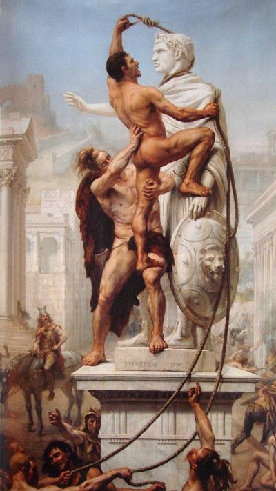 Sack of Rome 410