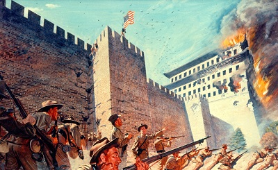Marines in Boxer Uprising