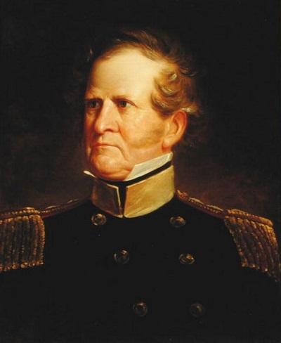 General Winfield Scott 1835
