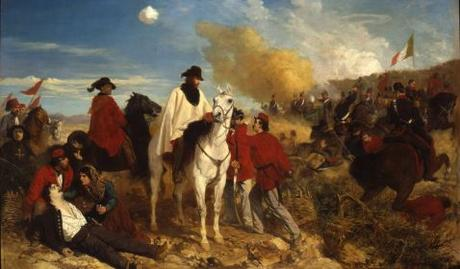 Giuseppe Garibaldi at the Siege of Rome