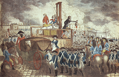 Death of Louis XVI