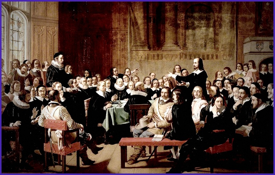 Westminister Assembly 1644