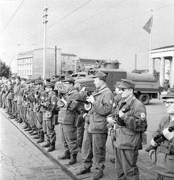Berlin War Begun