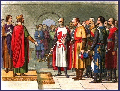 Henry III and His Parliament