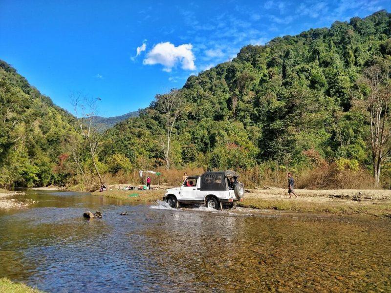 Dzuleke - Naga countryside