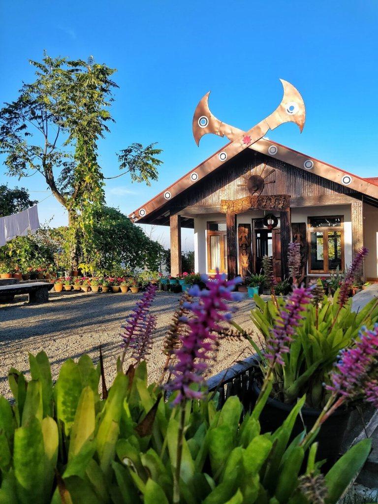 Touphema Naga heritage village