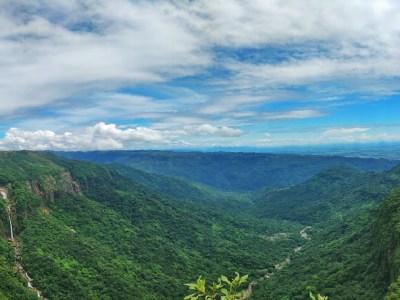 Cherrapunjee Travel Blog