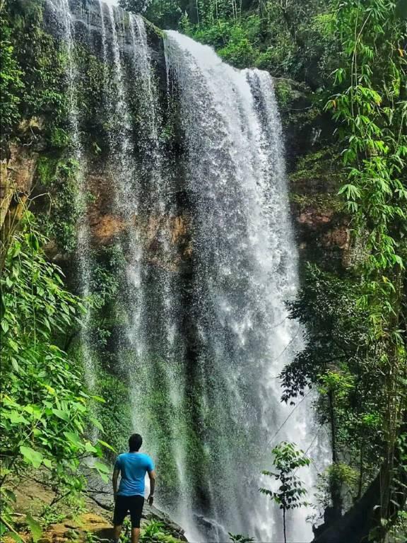 Trekking in India - Kudengrim - Waterfalls