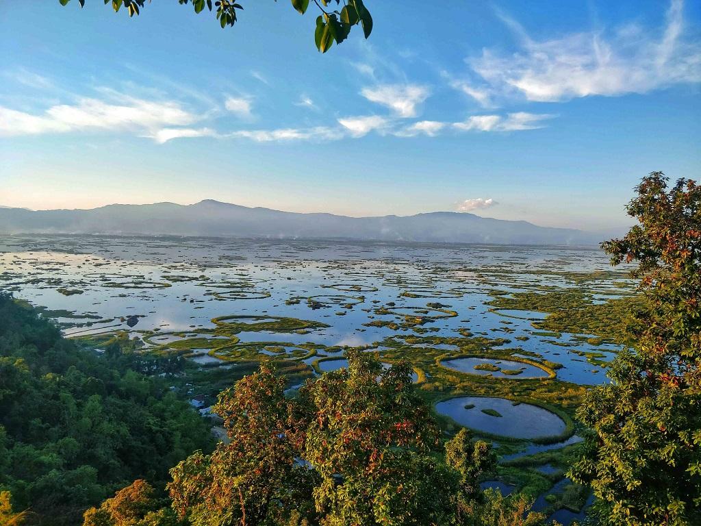 Loktak Lake - Manipur