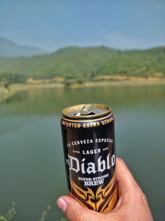 El Diablo beer