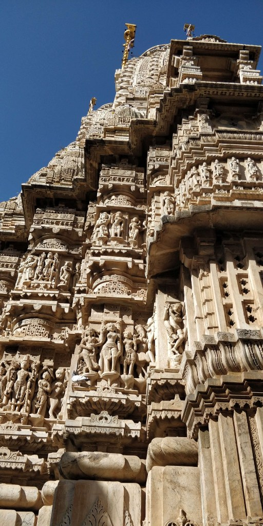 Details of carvings - Jagdish Temple