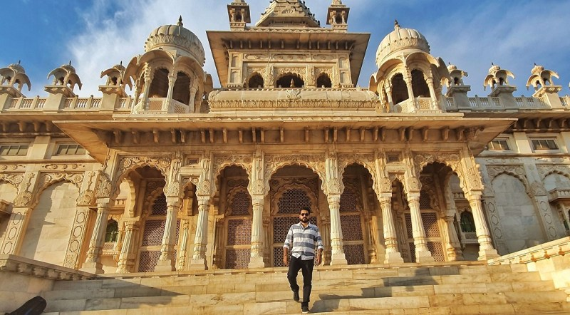 Jaswant Thada - Jodhpur blue city tour