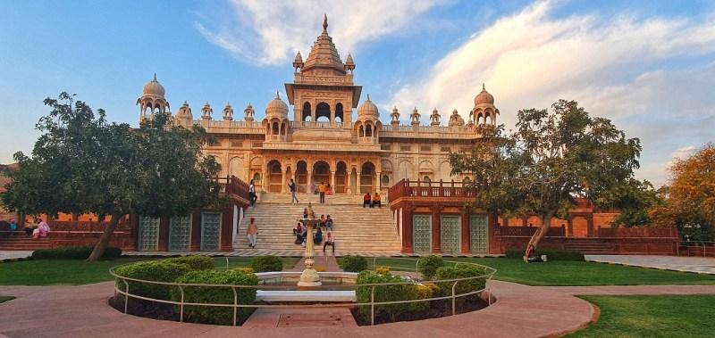 Jaswant Thada - Jodhpur blue city travel guide