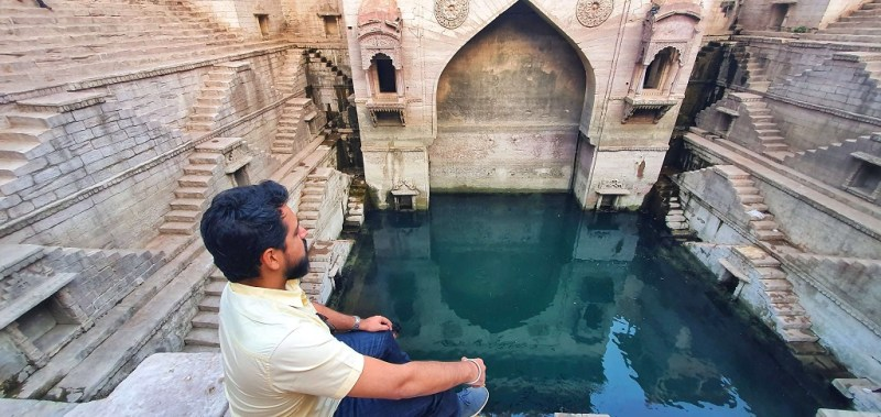 Stepwell - Best places to visit in the blue city, Jodhpur
