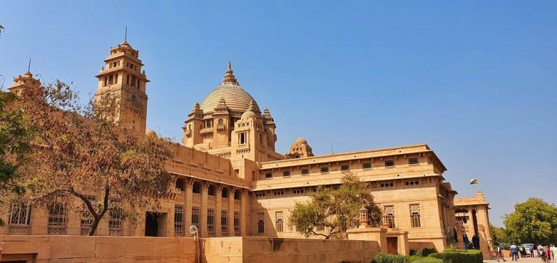 Umaid Bhawan - Must visit places in jodhpur