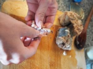 Makrele, tuna, cook fish, empanada recipe, buenos aires recipe
