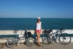 folding bike, brompton, equipment, choose bike, travel by bike, bike travel, equipment bike travel