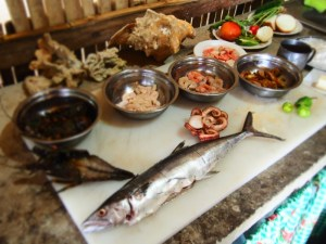 Panama, Rezept Panama, Rezept Hai, Rezept Meeresfrüchte, Hummer, Rezept Hummer, Karibische Küche