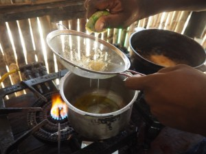 Hummersauce zubereiten, Zubereitung Hummersauce, Hummer zubereiten, Hummer Rezept, Hummer Gericht, Hummer kochen, Rezept Panama