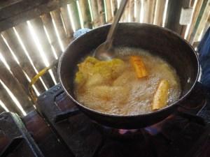 Kochbanane kochen, Kochbanane zubereiten, Kochbanane Rezept, Yuca Rezept, Yuca zubereiten, Zubereitung Gemüse, Platano