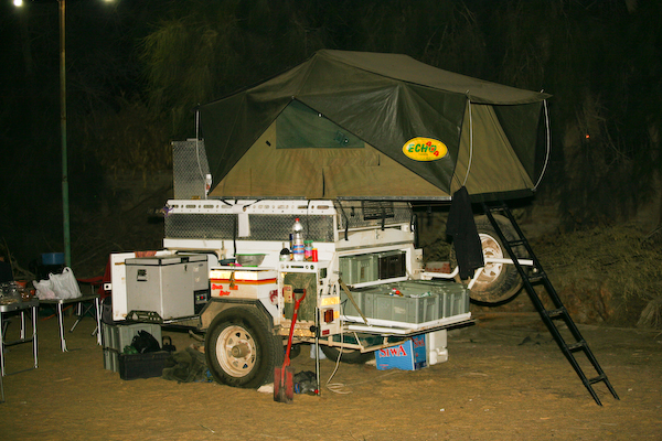 Camp Salma in Kairo