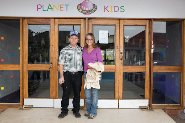 Besuch bei Planet Kids in Muizenberg