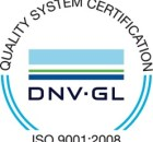 Harlequin International ISO 9001:2008 - Engineering Quality Systems